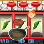Hamburger Slot Machine